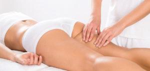 Лимфодренажный массаж тела.