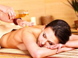 Тибетский омолаживающий массаж тела.