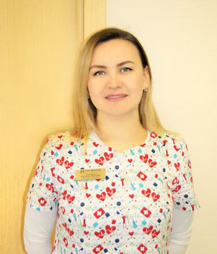 Вероника Данилова